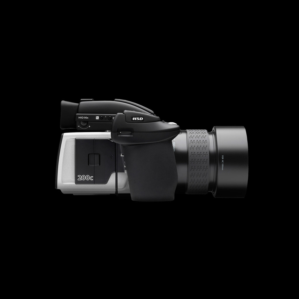 HASSELBLAD H5D-50 MULTI-SHOT CAMERA BODY DRIVERS