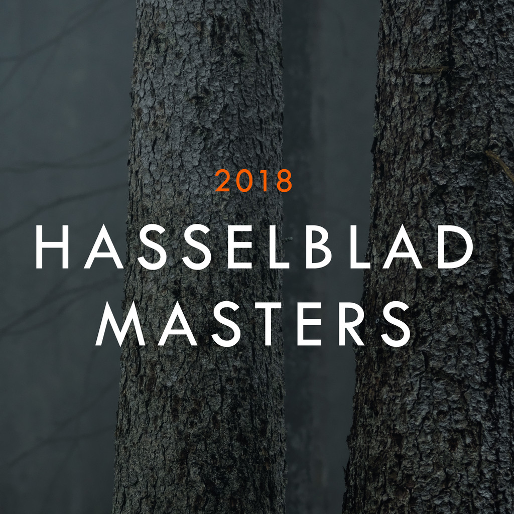 HASSELBLAD ANNOUNCES WINNERS OF MASTERS AWARDS 2018
