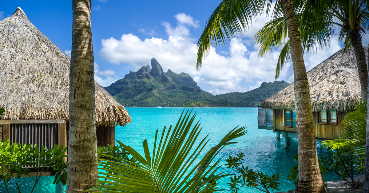 Bora Bora Photography Experience with Kincaid Galleries