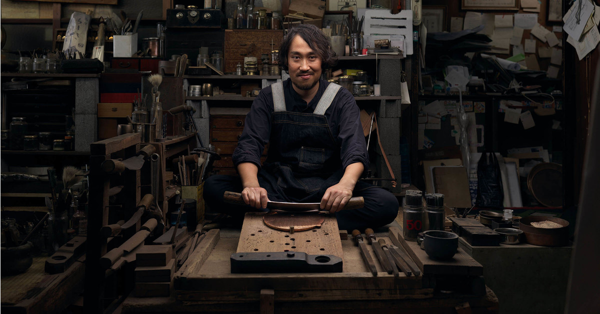 Roman Jehanno | Capturing Craftsmanship Across Japan