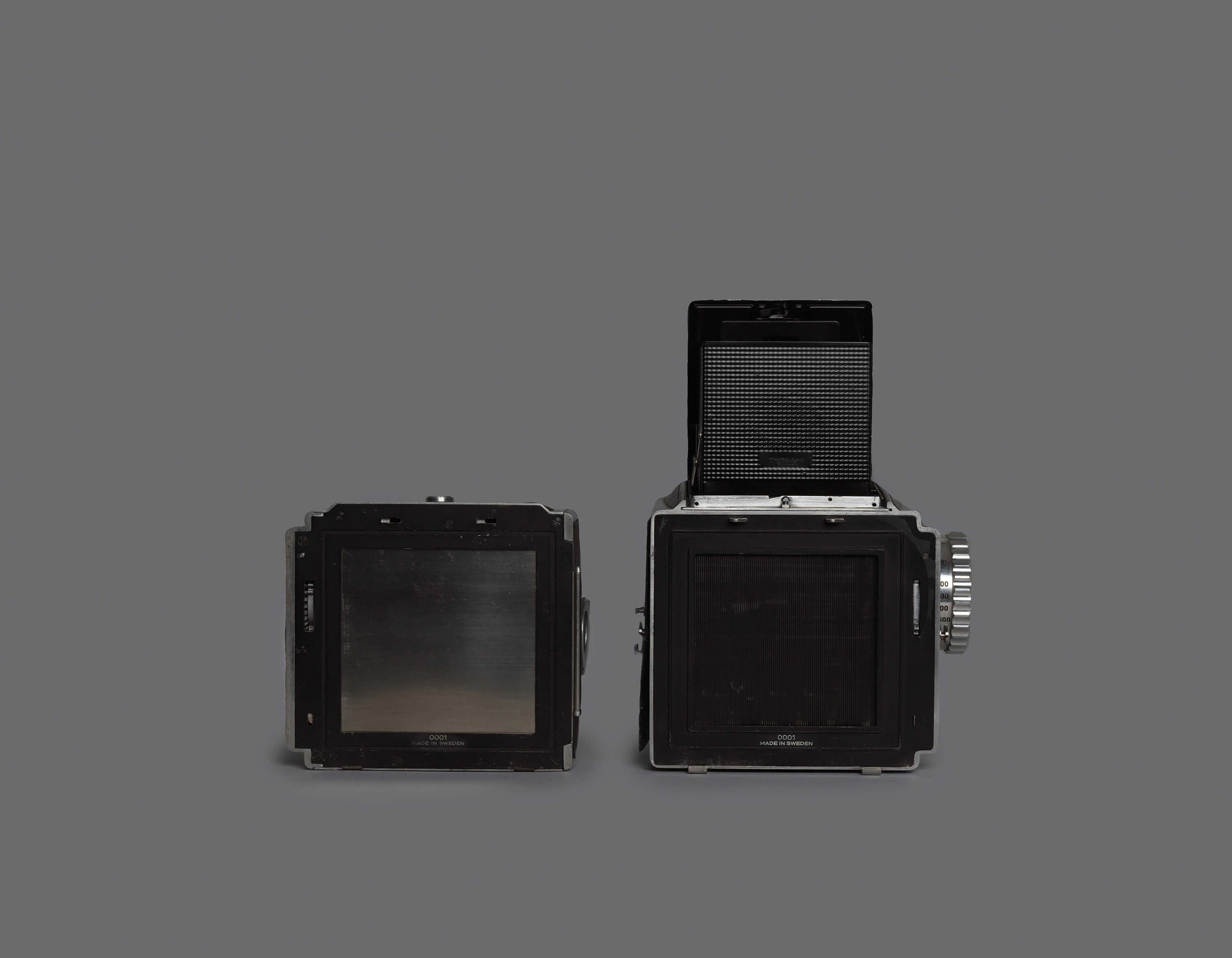 The Very First Hasselblad 1600F