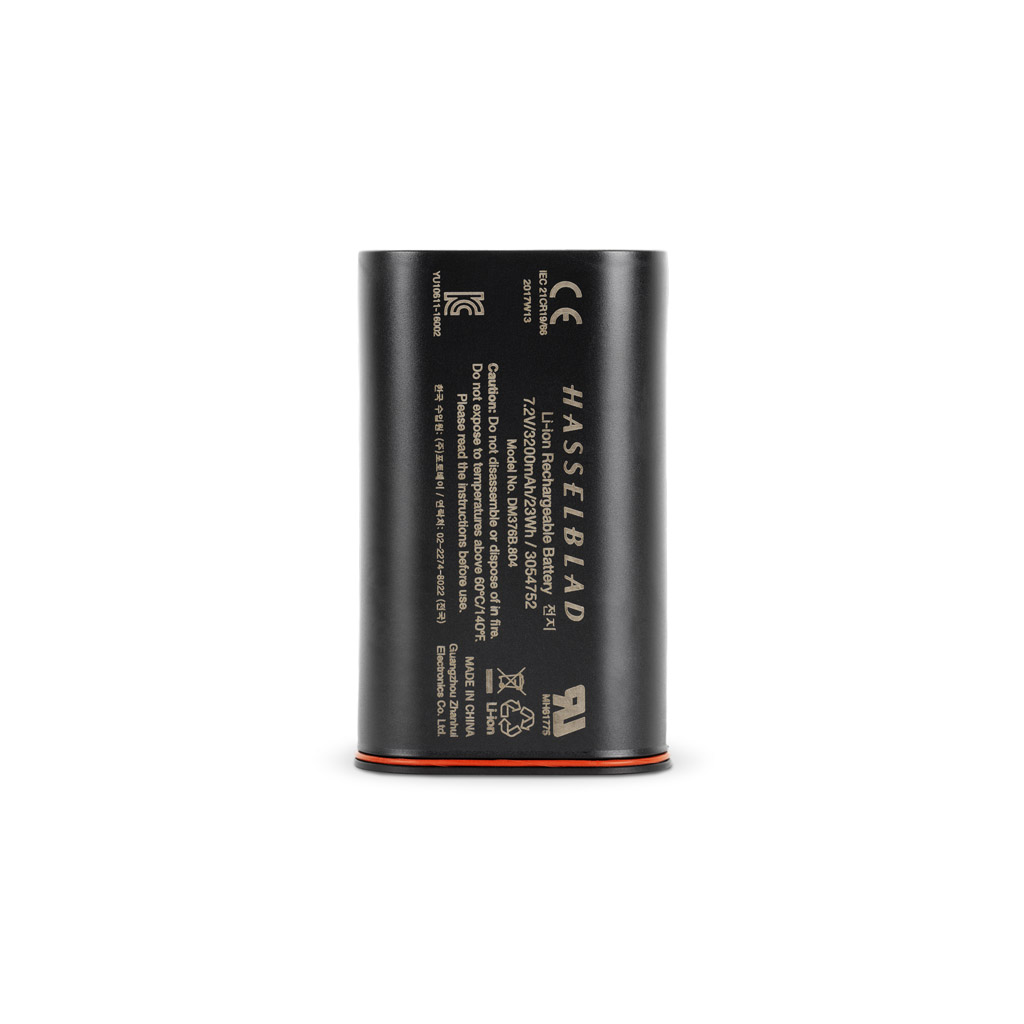 High Capacity Li-ion Rechargeable Battery (for X System)