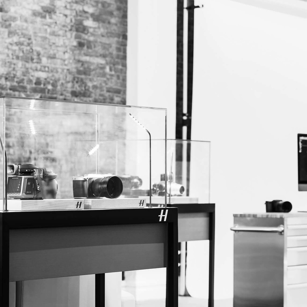 HASSELBLAD NEW YORK EXPERIENCE STUDIO