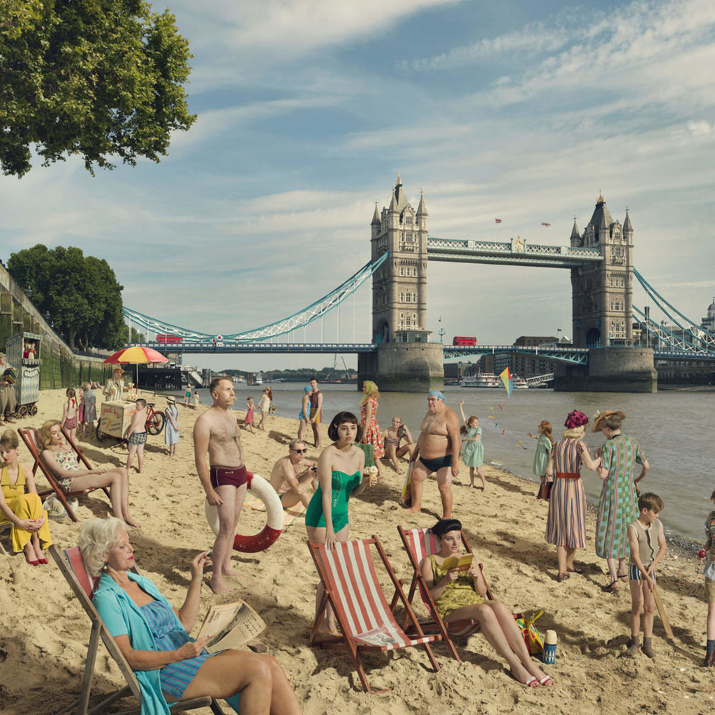 The Tales of Old Father Thames | Julia Fullerton-Batten