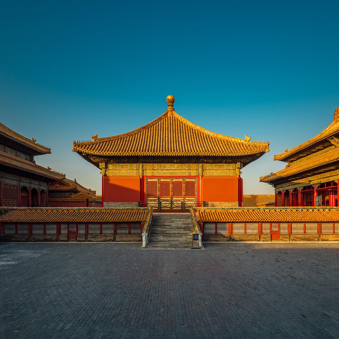 苏唐诗 | 故宫,美得很「平常」