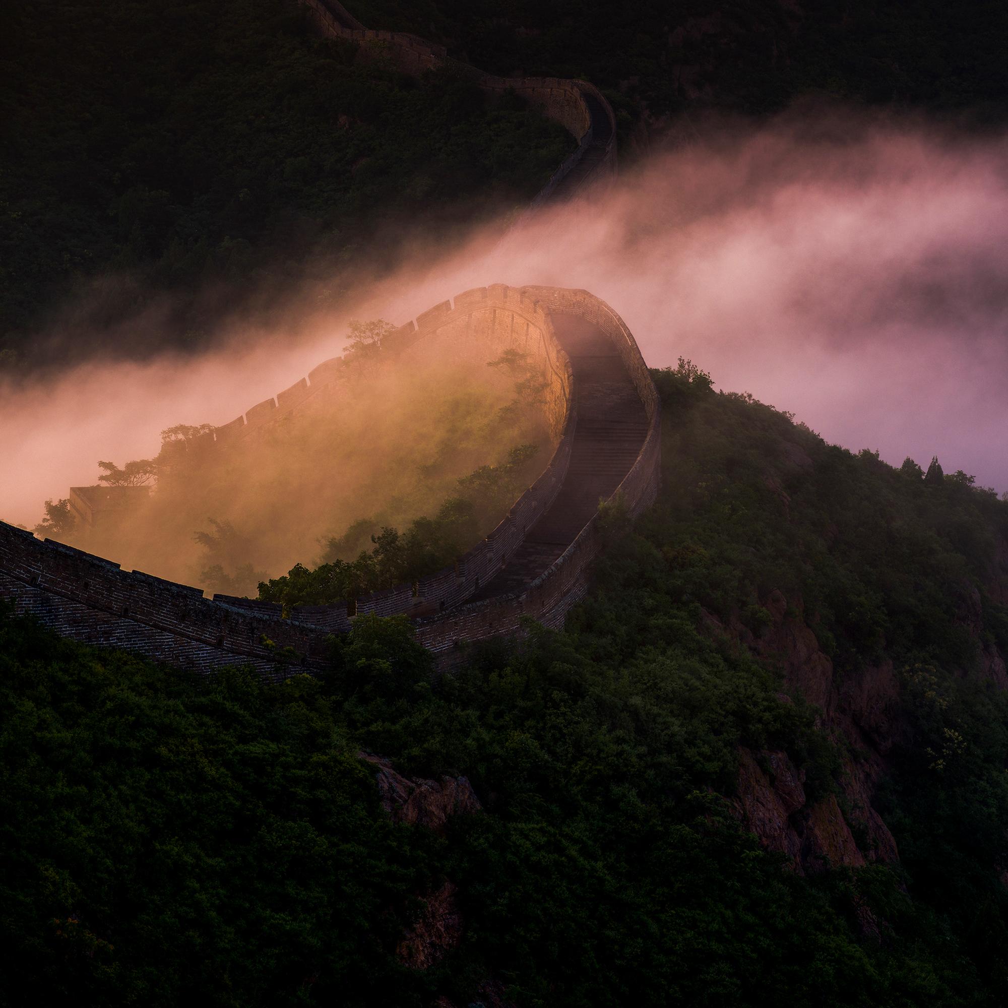 Yang Dong | Capturing the Great Wall