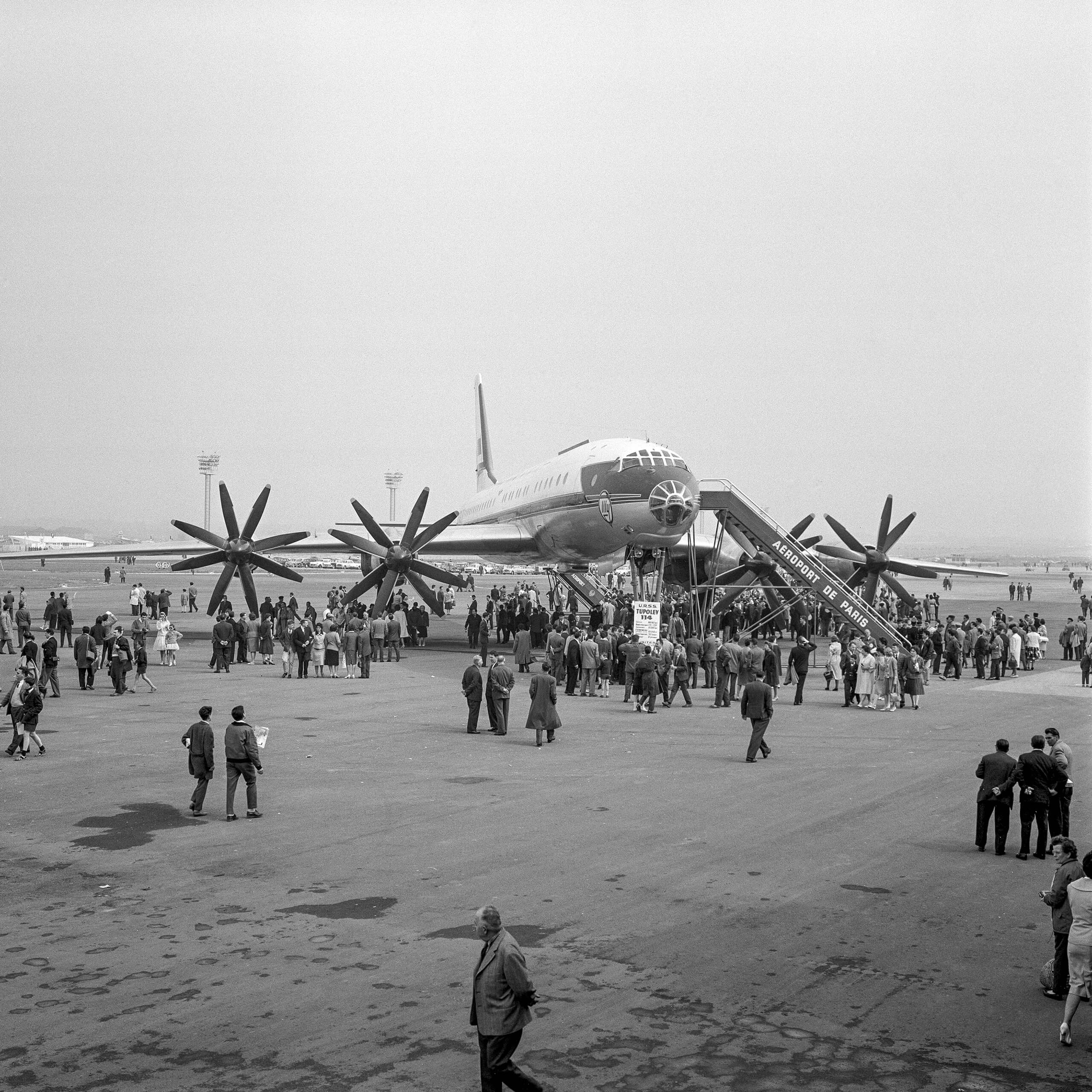 Walter Janach | A Love Affair with Aviation on the 500C