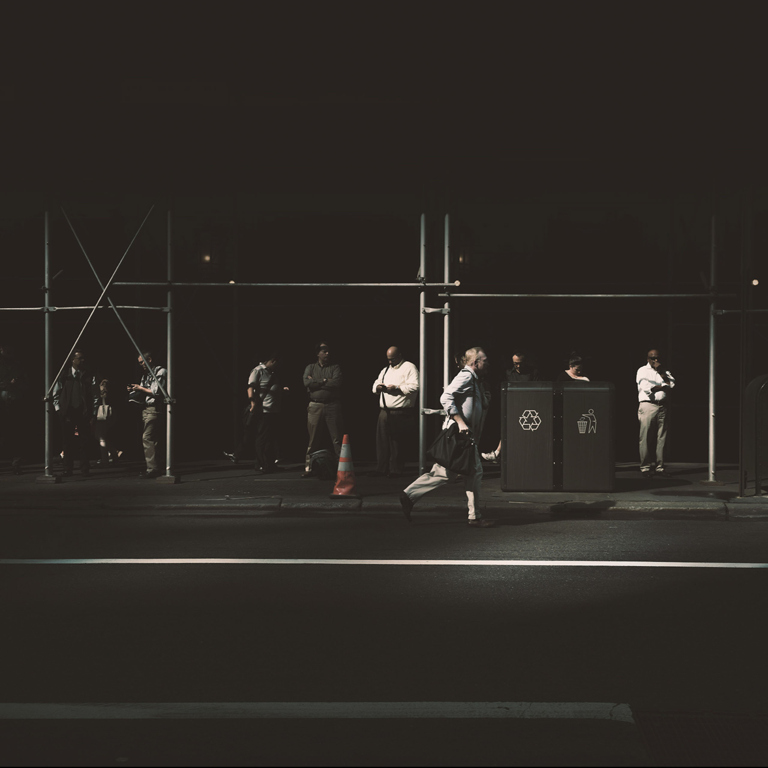 Ali Rajabi | The X System on the Streets of New York