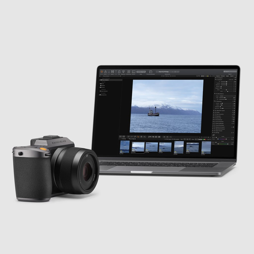 PHOCUS 3.5 AND PHOCUS MOBILE 2 1.0.1 UPDATES BRING EVEN MORE ENHANCED PERFORMANCE TO HASSELBLAD'S POWERFUL IMAGE PROCESSING SOFTWARE