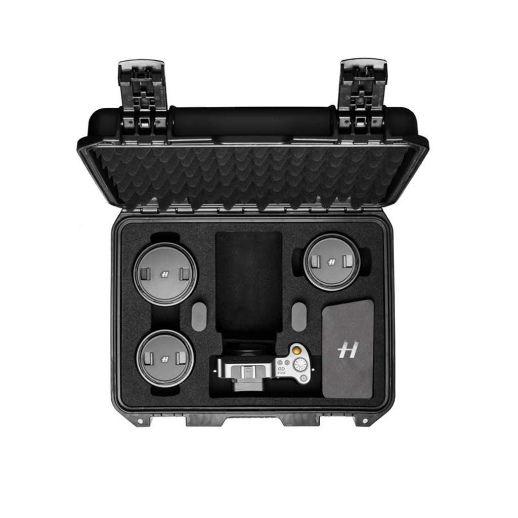 Introducing the Hasselblad X1D Field Kit