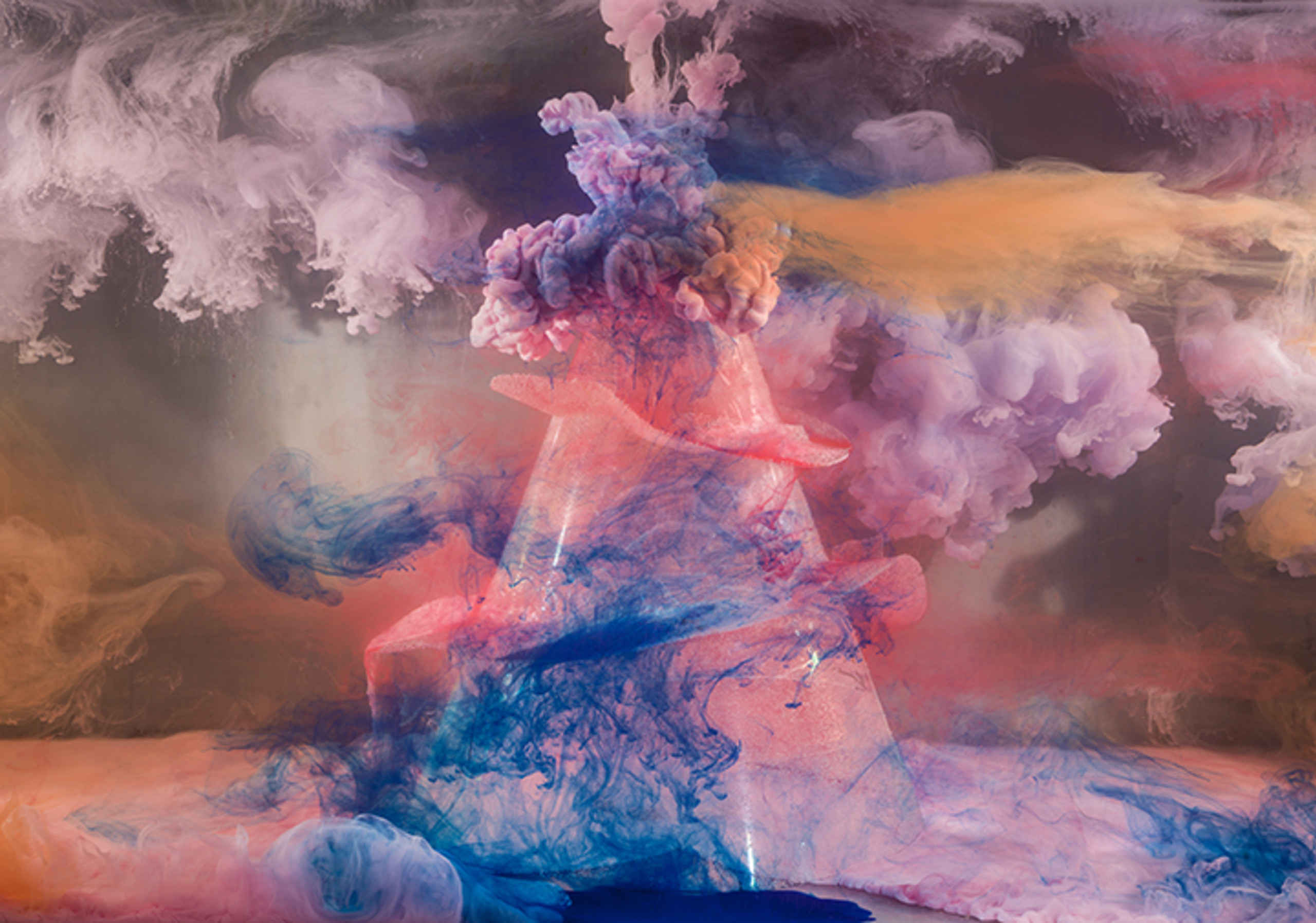 Kim Keever | Painting or Abstract Photography?