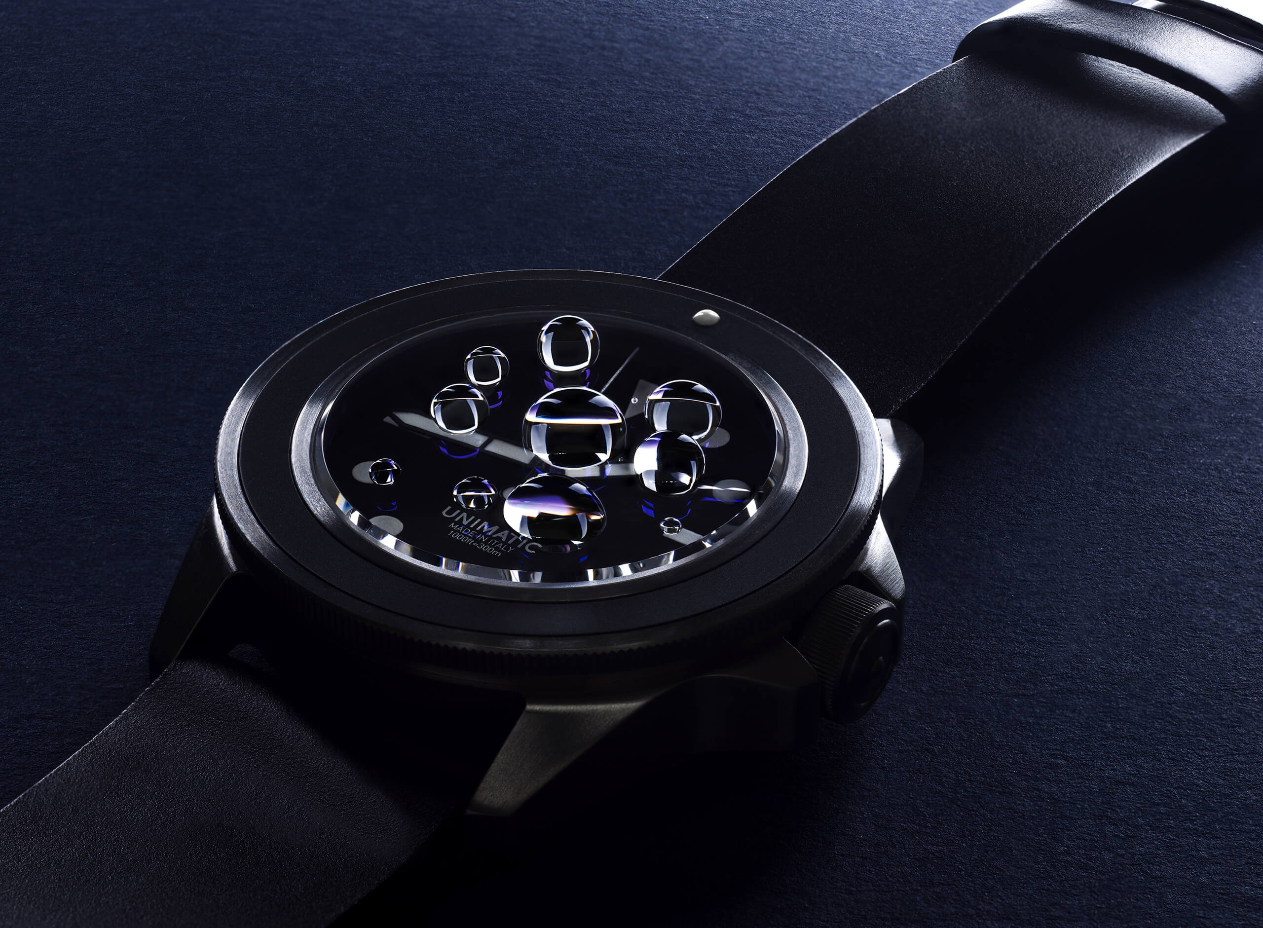 Unimatic Watches | Capturing the Details of Timepieces Unseen by the Naked Eye