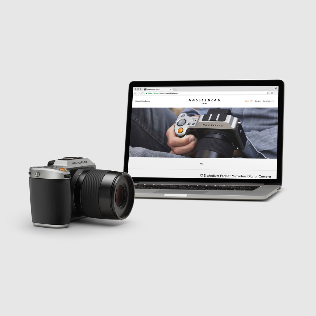HASSELBLAD EXPANDS INTO E-COMMERCE WITH LAUNCH OF 'HASSELBLAD STORE'