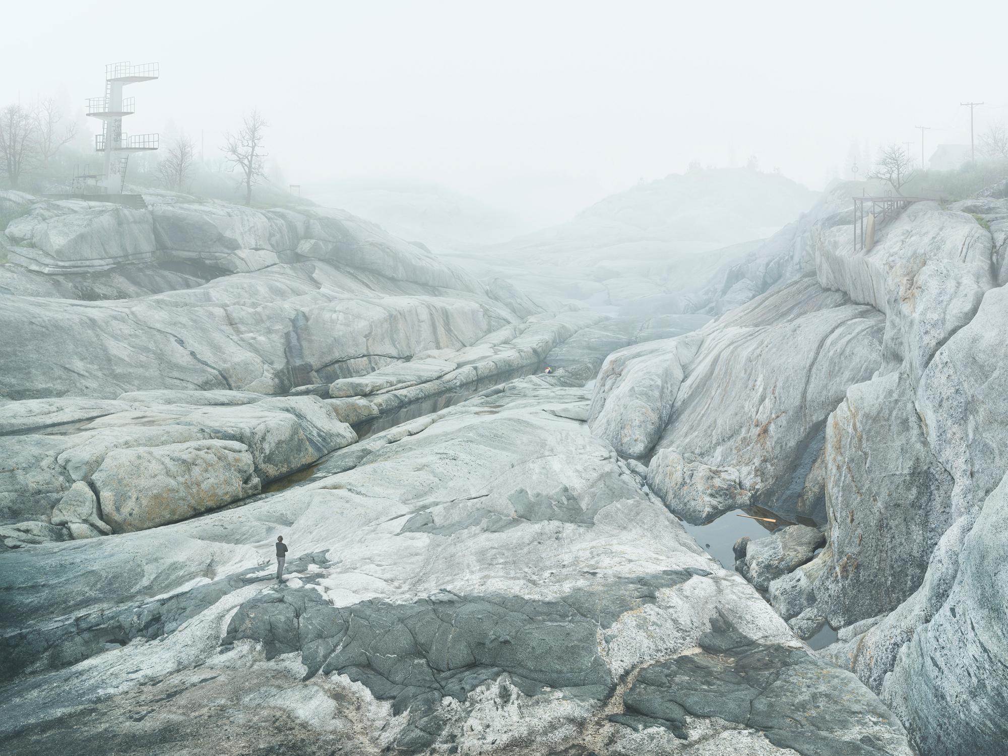 Drained Memories | Erik Johansson