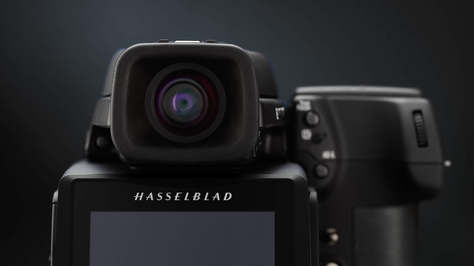 Hasselblad H6D-100C - En İyi Yüksek Çözünürlüklü Kameralar