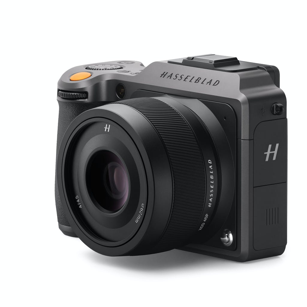 HASSELBLAD LAUNCHES XCD 4/45P – THE WORLD'S LIGHTEST DIGITAL MEDIUM FORMAT AUTOFOCUS LENS